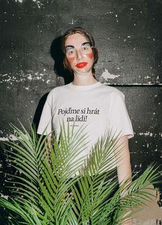 Úvodní stránka | Studio Najbrt Art Director, T Shirts For Women, Studio, Tops, Fashion, Moda, Fashion Styles, Studios, Fashion Illustrations