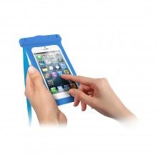 Capa Acuática para Smartphones 5 Polegadas Puro - Azul  R$63,80