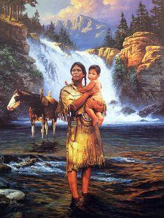WildernessChild.jpg (481×638) by Chuck Ren