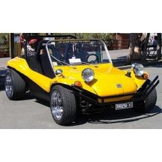Pink dune buggy I must have one day Products I Love