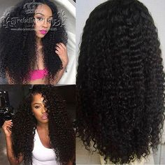 185.00$  Watch here - http://alijjg.worldwells.pw/go.php?t=32636810507 - 180Density Afro Kinky Curly Human Hair Wig Brazilian Curly Human Hair Lace Wig Kinky Curly Kim Kardashian Lace Front Cheveux Wig 185.00$