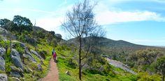 Branding Yard Trail - You Yangs Regional Park - Victoria (Bare Bones Bushwalking) - The Bushwalking Blog Advent, Bare Bone, Victoria Australia, Regional, Bones, Trail, Country Roads, Branding, Yard