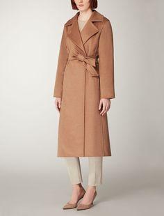 Camel coat, camel - MANUELA Max Mara