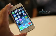 Apple iPhone 5S is finally here and it isn't too different from the predecessor.