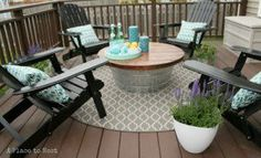 15 Simple Backyard DIYs to Get Ready for Summer