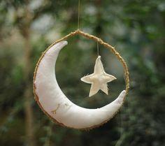 Mobile-lune et étoile - Boramiri
