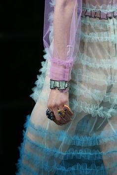 Gucci Couture (Détails) Printemps 2016