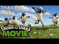 From Aardman, the creators of Wallace & Gromit and Chicken Run, Shaun the Sheep The Movie is coming to cinemas worldwide in In this new trailer, watch . Best Kid Movies, 2015 Movies, New Movies, Shaun The Sheep, Times New Roman, New Trailers, Movie Trailers, Dreamworks Skg, Children's Films