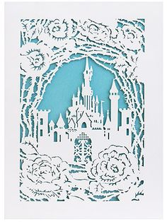 Rob Ryan for Roger Le Borde 'Magic Castle' Christmas Cards 5 Pack