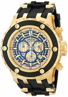 Invicta Masculino Reserve Specialty Subaqua Suíço Em Tom Dourado Cronógrafo | Joias, bijuterias e relógios, Peças e acessórios para relógios, Relógios de pulso | eBay!