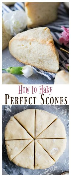 This is it, the BEST Scone Recipe! Light, tender, flaky scones and these are SO easy to make! scones baking sconesrecipe perfectscones breakfast fromscratch via is part of Best scone recipe - Perfect Scones Recipe, Best Scone Recipe, Simple Scone Recipe, Recipe For Scones, Sweet Scones Recipe Easy, Light Bread Recipe, American Scones Recipe, Brunch Recipes, Breakfast Recipes