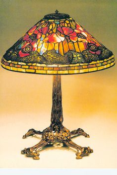 Tiffany Glass - timeless appeal.