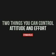 Attitude of gratitude. Keep on!