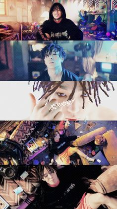 #Bobby's MV #HOLUP is out. Have you watched it? #꽐라 #HOLUPBOBBYisHERE