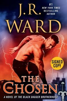 The Chosen (Signed Book) (Black Dagger Brotherhood Series #15)