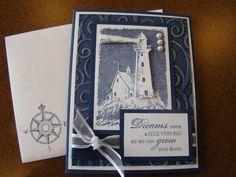 A Light unto My Path stamp set - TLC162 Night of Navy Light House   :))