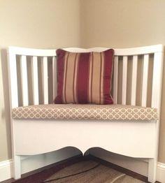 Wie Kann Man Ein Altes Babybett Neu Verwenden? Werfen Sie Einen Blick Auf  Unsere Recycling Ideen Und Sie Werden Die Inspiration Dafür Finden. Babys  Wachsen