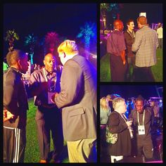 """""""Great second night full of networking! #SGFUS #EOYNE #ICWinCA"""""""