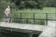 18 Diving GIFs Guaranteed To Make A Splash