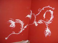 street art , art deco , modern graffiti , minimalism , marker , spray ,