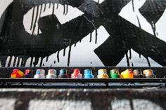 Streetart Ottograph & Hero de Janeiro.