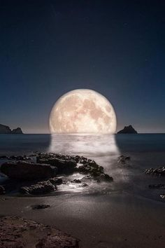Enigmatic Moon Waterfalls Love - waterfallslove