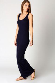 Boohoo Sandy Maxi Dress