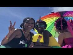 Gabrielle Union & Dwyane Wade support son Zion at Miami Beach Pride Festival Gabby Union, Miami Heat Basketball, Shooting Guard, Parenting Done Right, Live Your Truth, Child Smile, Dwyane Wade, Gabrielle Union, Nba Stars