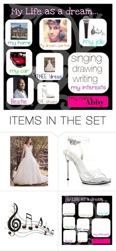 """""""My dream life!"""" by abskers ❤ liked on Polyvore featuring art"""