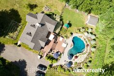 Luxury Hudson Valley Home with a Pool and Organic Garden for Sale - Rock Tavern, NY - Almax Realty Cooking Show Hosts, Shiplap Paneling, Energy Star Appliances, Glass French Doors, Led Light Fixtures, Summer Paradise, Double Glass, Jacuzzi Tub, Open Concept Kitchen