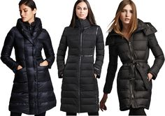Must-have puffer Coats