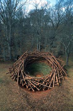 nest urban-art-land-art