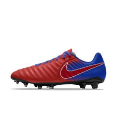 2aacee8e2d Nike Tiempo Legend VII Academy FG iD Firm-Ground Soccer Cleat