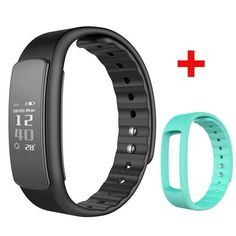 Original IWOWNFit i6HR Heart Rate Monitor Smart Band Bracelet Fitness Tracker Activity Smartband IP67 Waterproof for Android IOS