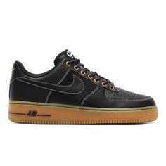 NIKEAIRFORCE1(BLACK/BLACK-SAIL-GUMLIGHTBROWN)(ナイキエアフォース1)【Kinetics】【ブーツ】【BOOTS】【バスケットボール】【AF1】【メンズスニーカー】【ストリート】【14HO-I】