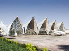 Airport #architecture #design #Airport #civic #building #concrete #brutalism #arab #vray #1equals2studio #render_contest #instarender #contemporary #architecturexp #renderbox #cgartistlab #instarender #renderizer by 1equals2