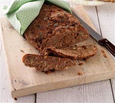 Volkoren vijgen-notenbrood