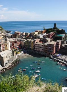 Three days in the Cinque Terre… | For The Love Of George