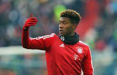 Alaba tempted by Premier League and in no rush to open Bayern Munich renewal talks Champions League, Munich, Austria Country, Ios, Football Predictions, Robert Lewandowski, Own Goal, Previous Year, Dortmund
