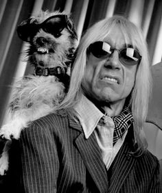 Iggy: The punk idol battled for years with #drugs and a growing need for #heroin, which eventually landed him in a psychiatric ward..
