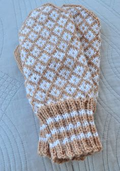 Knit Mittens, Mitten Gloves, Knitted Hats, Handicraft, Knit Crochet, Diy And Crafts, Sewing, Knitting, My Love