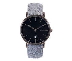 Enclave Levante Uhr Daniel Wellington, Watches, Leather, Accessories, Clock, Wristwatches, Clocks, Jewelry
