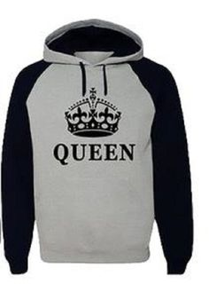Couple Hoodie King And Queen His and Hers New Design Couple Matching Hoodies Top