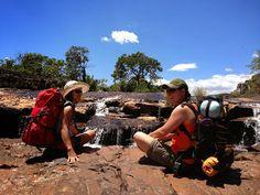 Viagens e aventuras: Objetivo: Travessia das Sete Quedas