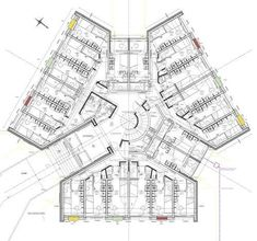 5 Stars Hotel Plan Projects Dwg. 5-star hotel