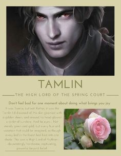 Tamlin-Character biography-ACOTAR