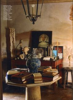 The World of Interiors, July 2013. Photo - Roland Beaufre