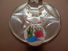Della Casa Collection wine charms. Find this one and many more on our Facebook page.