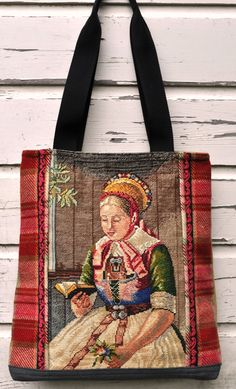 Fabulous bag easy for daily use by dutchsisters on Etsy