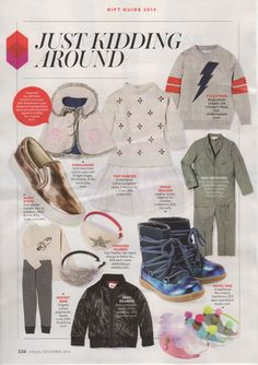 Instyle magazine christmas gift ideas